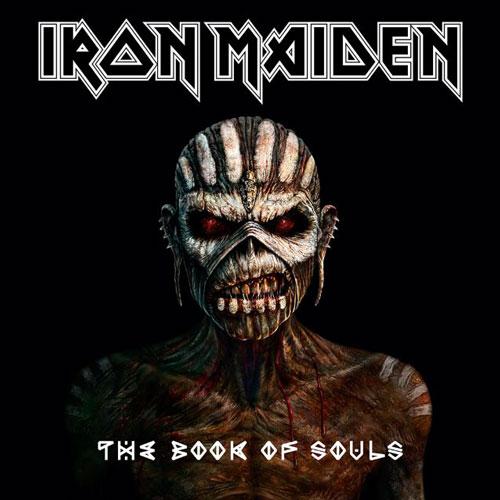 El nuevo disco de Iron Maiden con buena campaña de publicidad