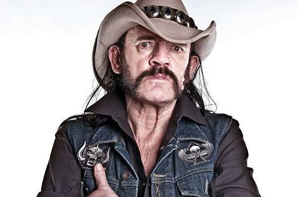 Lemmy Kilmister es un veterano del rock