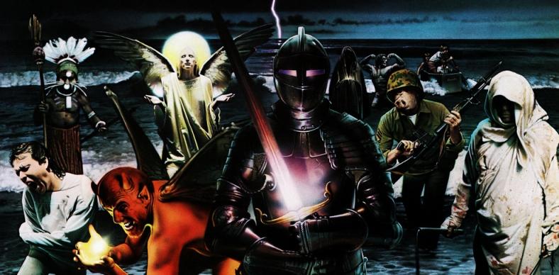 Live Evil: una portada icónica para inspirarse en Halloween