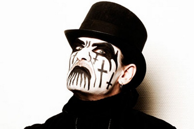 King-Diamond  es un master del horror