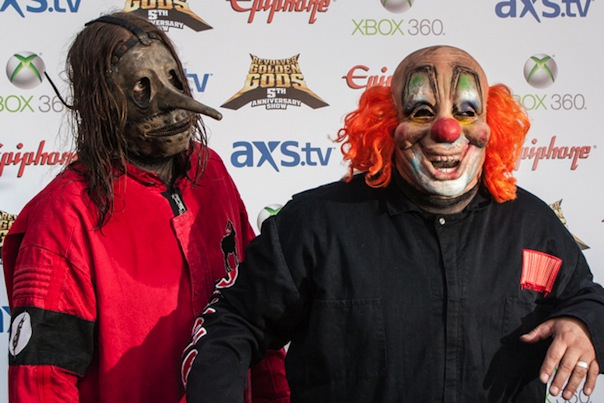 Slipknot y su Clown