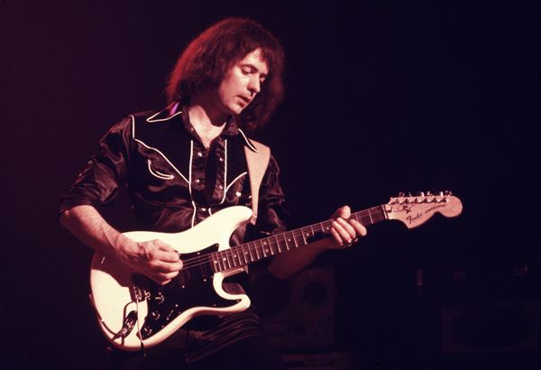 Ritchie Blackmore regresa por nostalgia