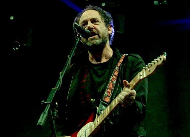 Alejandro Marcovich es un guitarrista fundamental en el rock mexicano