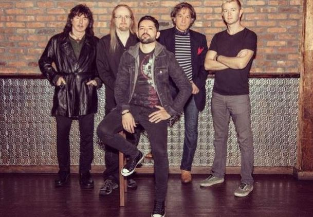 Rainbow 2016: Ritchie Blackmore y su nuevo vocalista Ronnie Romero