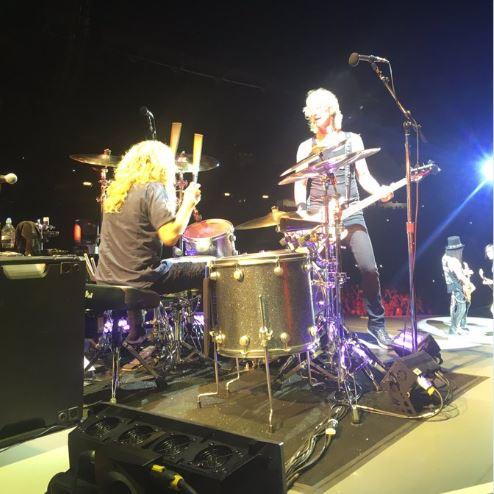 Guns N' Roses nuevamente con Adler, falta Izzy.