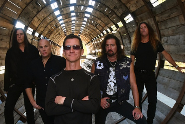 Mike Howe regresó con todo a Metal Church