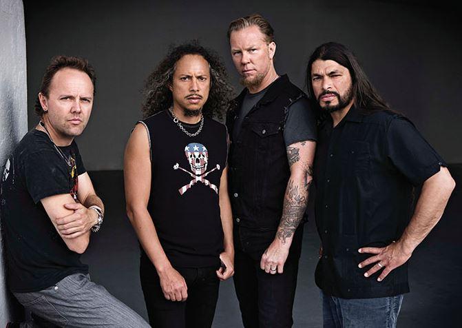 Metallica no muestra su verdadero nivel