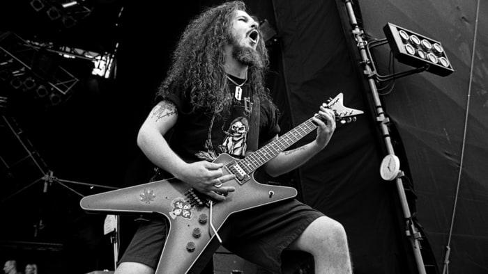Dimebag Darrell fue un monstruo de la guitarra