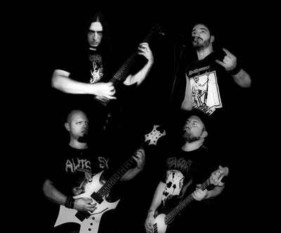 Cryptic Realms proyecto de death metal clásico