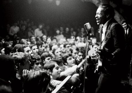 Chuck Berry, muere el maestro