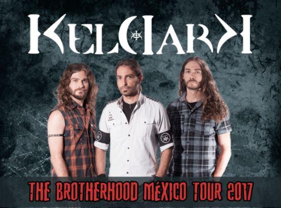 Kendark realizará gira en México