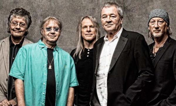 Se dice que los Deep Purple pronto se retirarán. Esperemos que cumplan.