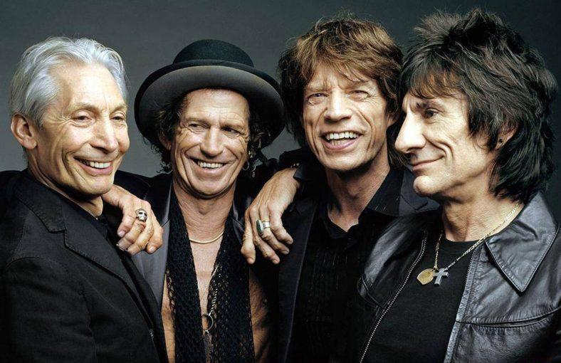 ¿Será la alimentación, las drogas o el spa? No sabemos pero no se les ve ganas de retirarse a los Rolling Stones.
